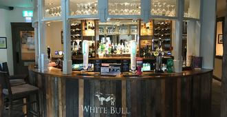 The White Bull Hotel - Clitheroe - Bar