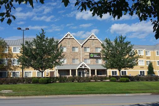 Extended Stay America - Louisville - Alliant Avenue - Louisville - Building