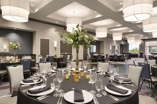Embassy Suites by Hilton Greenville Downtown Riverplace - Greenville - Banquet hall