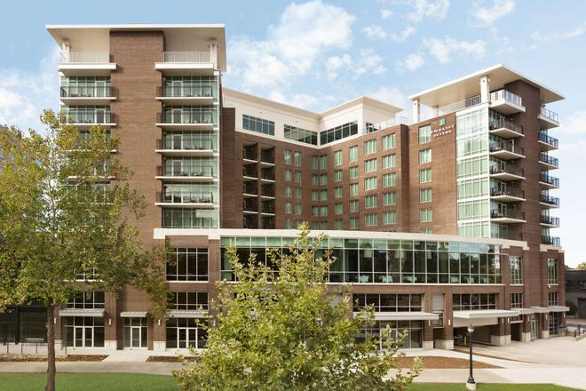 Embassy Suites by Hilton Greenville Downtown Riverplace - Greenville - Κτίριο