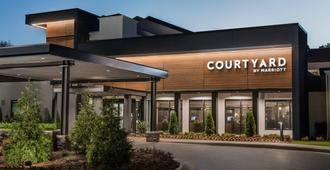 Courtyard by Marriott Atlanta Perimeter Center - Atlanta - Rakennus