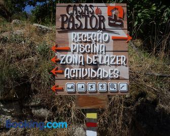 Casas do Pastor - Santo Estevão - Seia - Gebäude