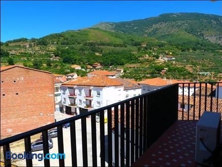 Hostal Vadillo - Losar de la Vera - Balcony