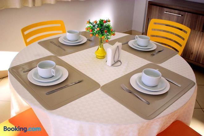 Mais Hotel - Araguaína - Dining room