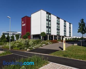 iQ-Hotel Ulm - Ульм - Building
