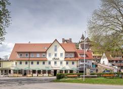 Hotel Rössle Berneck - Altensteig - Edificio