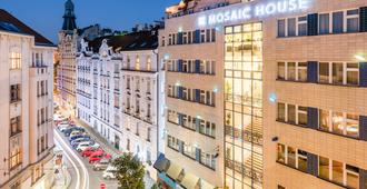 Mosaic House Design Hotel - Prague - Building