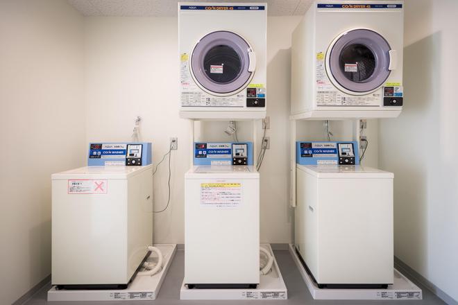 火車旅館北斗星 - 東京 - 洗衣設備