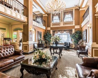 Hotel Bothwell Sedalia Central District Ascend Hotel Collection - Sedalia - Lobby