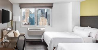 Element New York Times Square West - New York - Bedroom