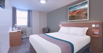 Travelodge Brighton Seafront - برايتون - غرفة نوم