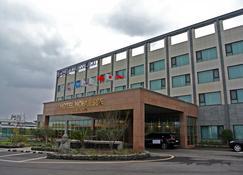 Jeju Noblesse Tourist Hotel - Jeju - Gebouw