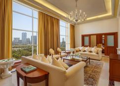 Itc Grand Central, A Luxury Collection Hotel, Mumbai - Bombaj - Living room