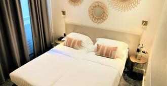 巴黎大使別墅酒店 - 巴黎 - 巴黎 - 臥室