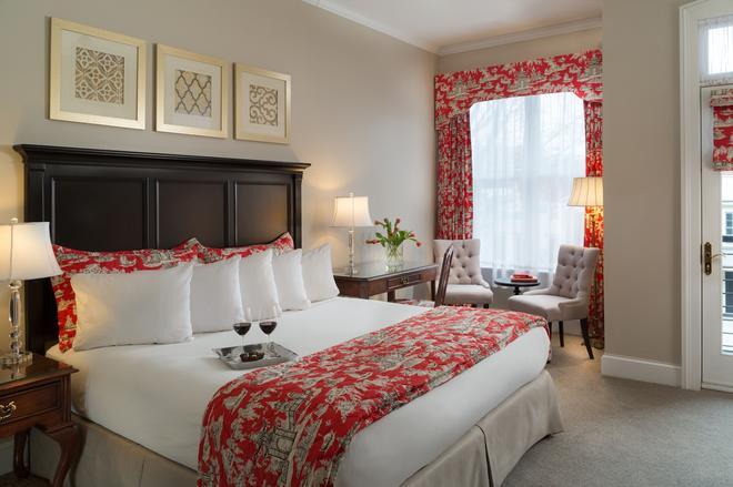 Saratoga Arms - Saratoga Springs - Bedroom