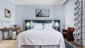 ホテル パワーズ - パリ - 寝室