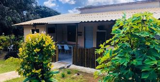 Hostel ilha do amor - Fernando de Noronha - Gebäude