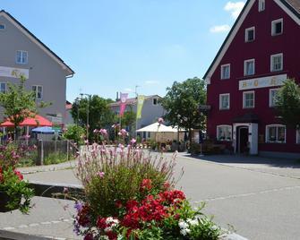 Hotel Gasthof Krone - Kinding - Venkovní prostory