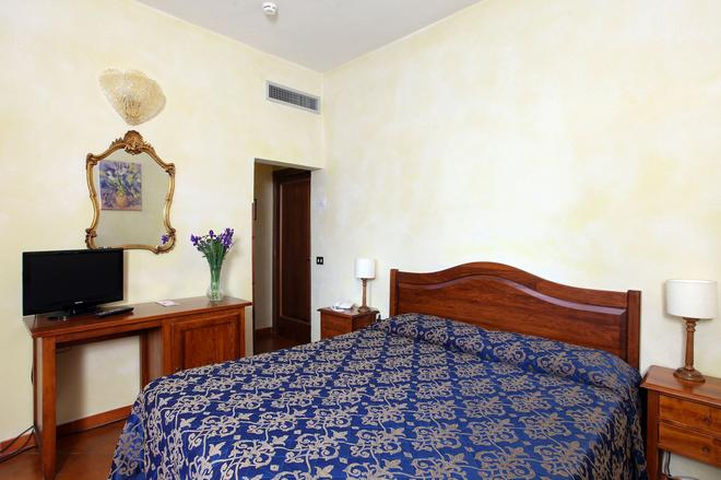 Hotel Bologna - Φλωρεντία - Κρεβατοκάμαρα