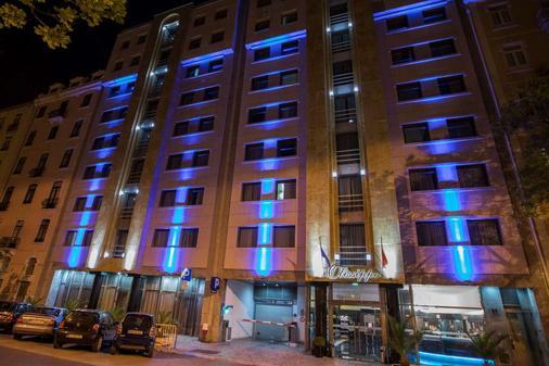 Olissippo Marques de Sa - Lisbon - Building