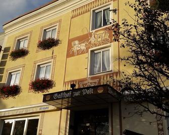 Hotel zur Post - Schönberg (Niederbayern) - Gebäude