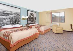 Super 8 by Wyndham Cedar City - Cedar City - Sovrum