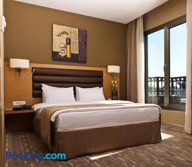 Riva Hotel Taksim - Istanbul - Bedroom