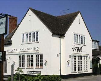 The Bell - Restaurant with rooms - Pershore - Building