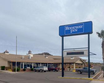 Rodeway Inn Kingman Route 66 - Kingman - Edificio