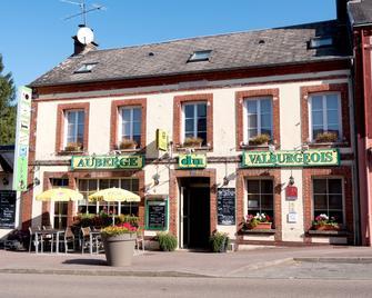 Logis Auberge du Valburgeois - Sainte-Gauburge-Sainte-Colombe - Building