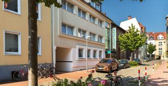 Intourhotel - Osnabrück - Gebouw
