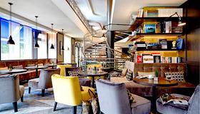 シーサイド パーク ホテル ライプツィヒ - ライプツィヒ - レストラン
