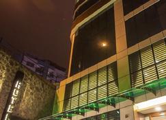 Park Square Hotel - Trapisonda - Edificio