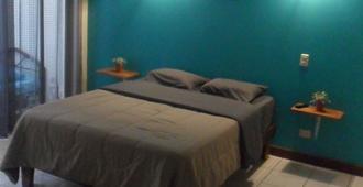 Green Country Hotel - Hostel - Alajuela - Bedroom