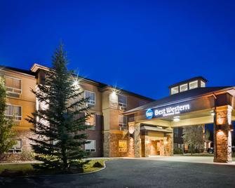 Best Western Diamond Inn - Three Hills - Building