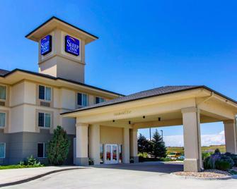 Sleep Inn & Suites - Evansville - Edificio