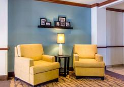 Sleep Inn & Suites - Evansville - Lobby