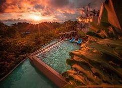 Gaia Hotel & Reserve- Adults Only - Manuel Antonio - Pool