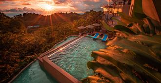 Gaia Hotel And Reserve - Adults Only - מנואל אנטוניו - בריכה