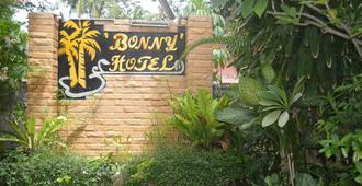 Bonny Hotel - Koh Samui - Outdoor view