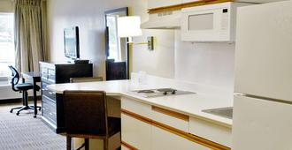 Extended Stay America Suites - Kansas City - Country Club Plaza - קנזס סיטי - מטבח