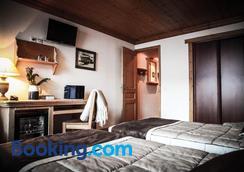 Hôtel Le Refuge - Tignes - Bedroom