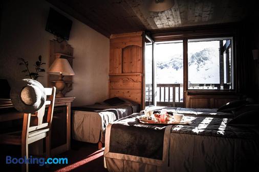 Hôtel Le Refuge - Tignes - Dining room