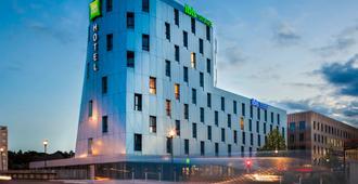米盧斯市中心車站宜必思尚品酒店 (2016 年 7 月開業) - 米路斯 - 牧羅茲 - 建築