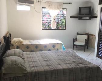 Hostal Casa Morelli en Macondo - Aracataca - Bedroom