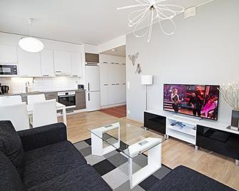 Pro Apartments - Vaasa - Living room