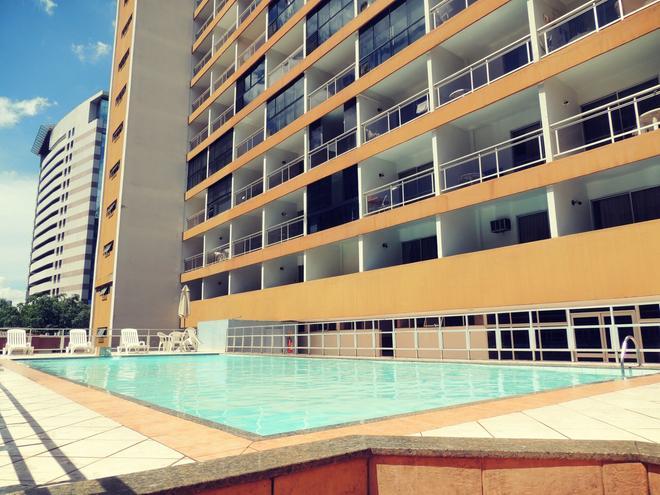 Brasilia Apart Hotéis - Brasília - Piscina