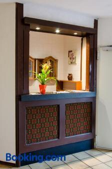 Hotel Zum Rucking - Northeim - Front desk