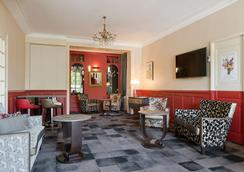 The Originals Boutique, Hôtel Normandie, Auxerre (Inter-Hotel) - Auxerre - Lounge