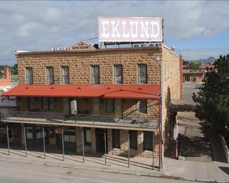 Hotel Eklund - Clayton - Building